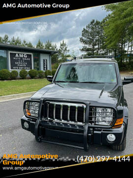 2010 Jeep Commander for sale at AMG Automotive Group in Cumming GA