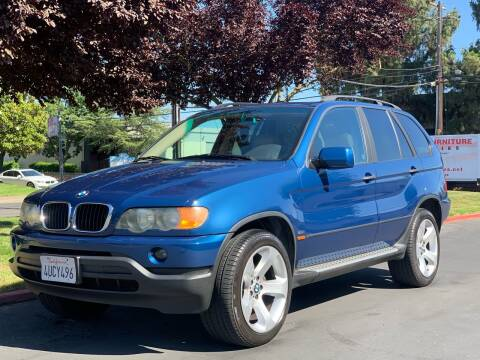 2001 BMW X5 for sale at AutoAffari LLC in Sacramento CA