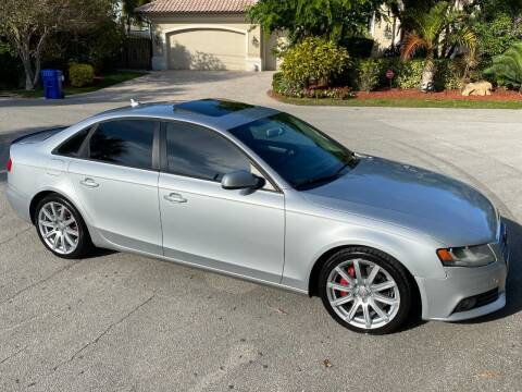 2011 Audi A4 for sale at Exceed Auto Brokers in Pompano Beach FL