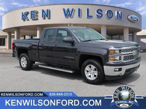 2015 Chevrolet Silverado 1500 for sale at Ken Wilson Ford in Canton NC