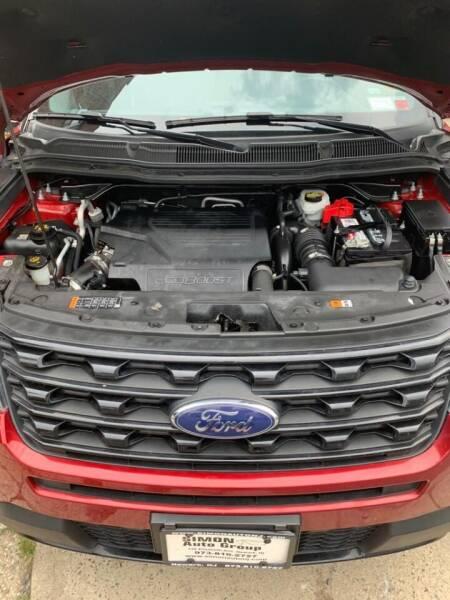 2016 Ford Explorer AWD Sport 4dr SUV - Newark NJ
