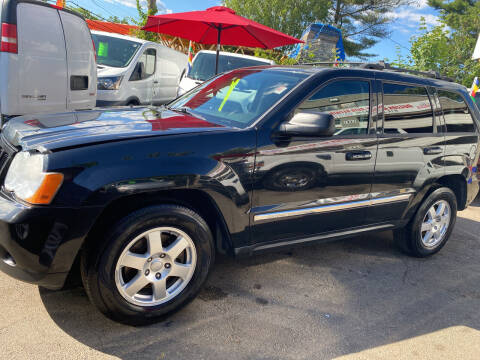 2010 Jeep Grand Cherokee for sale at Drive Deleon in Yonkers NY
