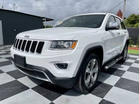 2016 Jeep Grand Cherokee for sale at Imperial Capital Cars Inc in Miramar FL