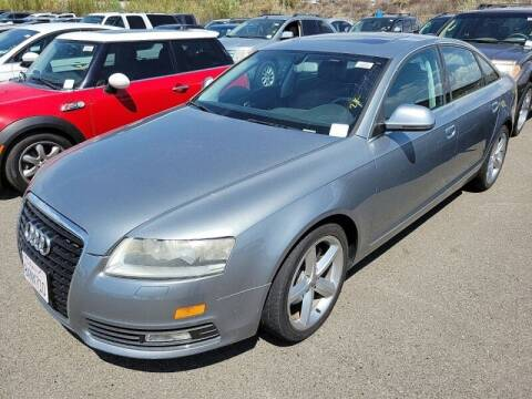2010 Audi A6 for sale at SoCal Auto Auction in Ontario CA