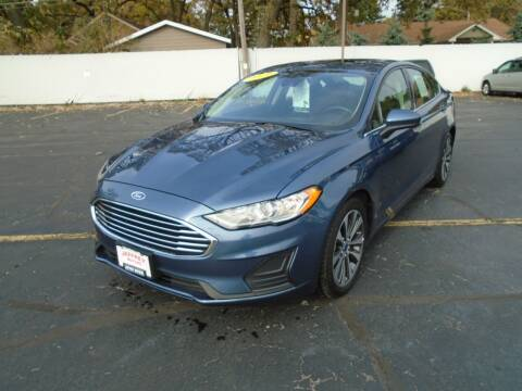 2019 Ford Fusion for sale at Jeffrey Motors in Kenosha WI