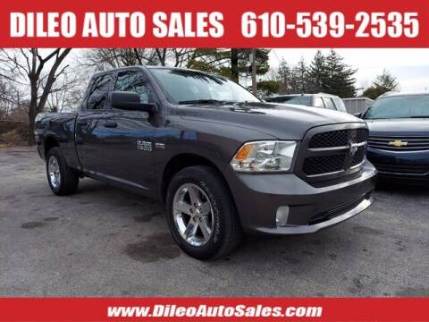 2018 RAM Ram Pickup 1500 for sale at Dileo Auto Sales in Norristown PA