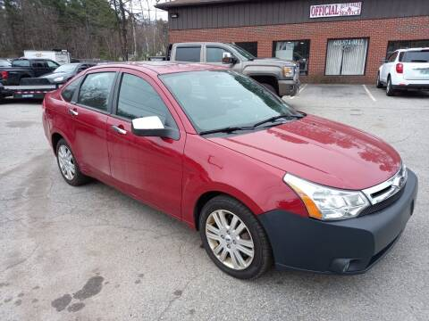 2011 Ford Focus for sale at Official Auto Sales in Plaistow NH