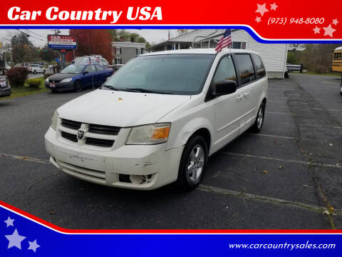 2009 Dodge Grand Caravan for sale at Car Country USA in Augusta NJ