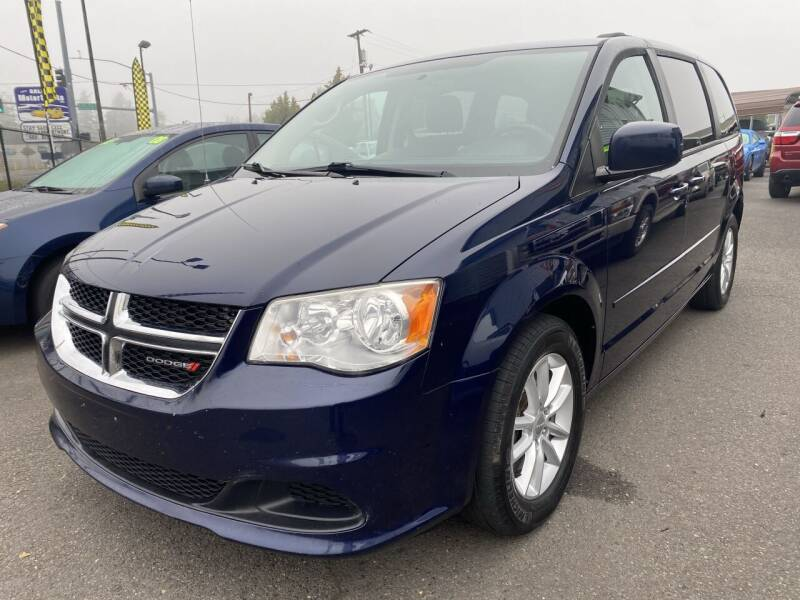 2014 Dodge Grand Caravan for sale at Salem Motorsports in Salem OR