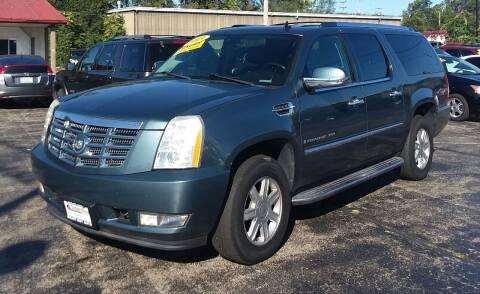 2009 Cadillac Escalade ESV for sale at Smart Buy Auto in Bradley IL