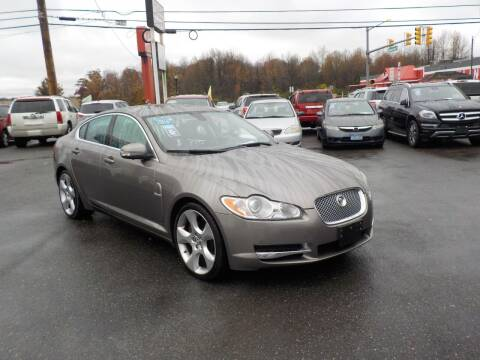 2009 Jaguar XF for sale at United Auto Land in Woodbury NJ