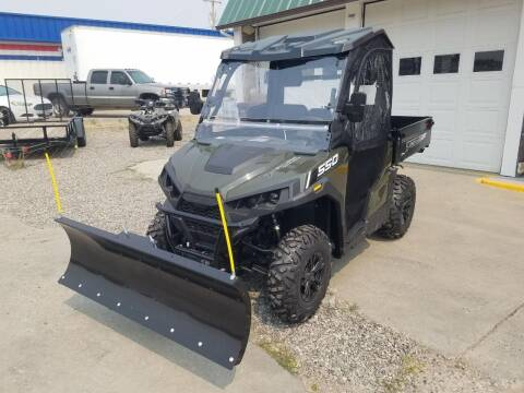 2021 Massimo T-BOSS 550F SIDE-BY-SIDE for sale at Bull Mountain Auto, Truck & Trailer Sales in Roundup MT