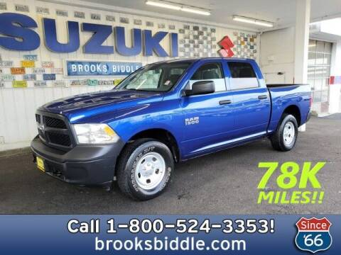 2015 RAM Ram Pickup 1500 for sale at BROOKS BIDDLE AUTOMOTIVE in Bothell WA