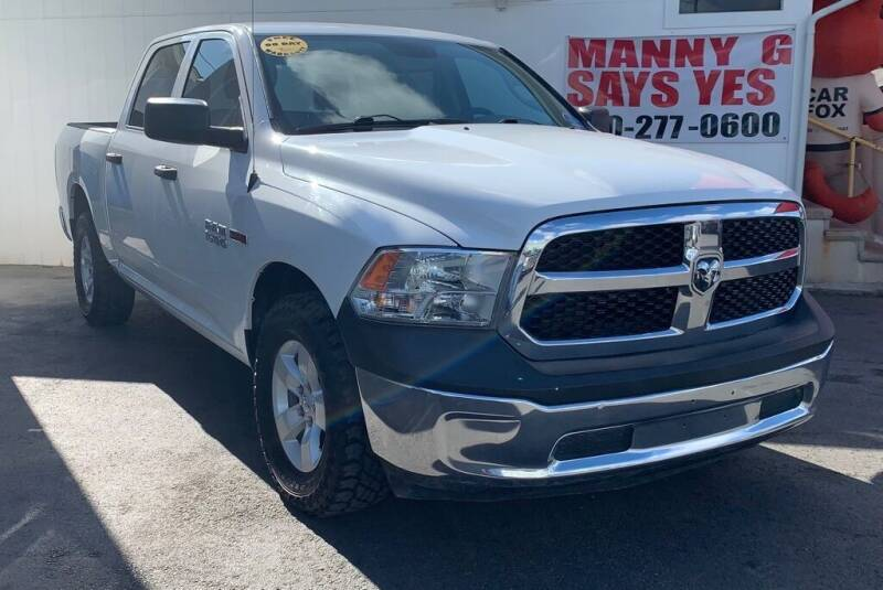 2016 RAM Ram Pickup 1500 for sale at Manny G Motors in San Antonio TX