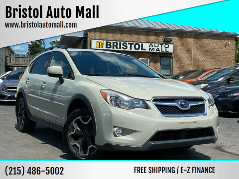 2014 Subaru XV Crosstrek for sale at Bristol Auto Mall in Levittown PA