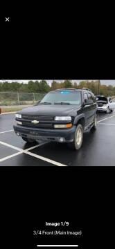 2006 Chevrolet Tahoe for sale at Ebert Auto Sales in Valdosta GA