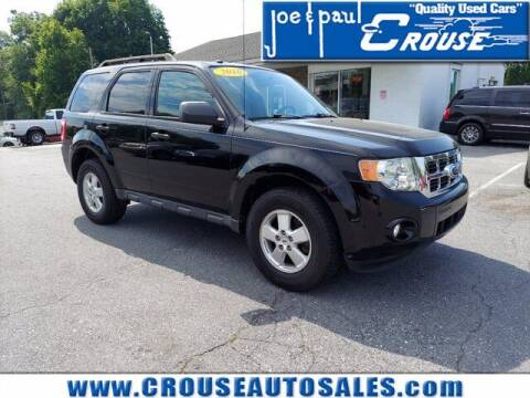 2010 Ford Escape for sale at Joe and Paul Crouse Inc. in Columbia PA