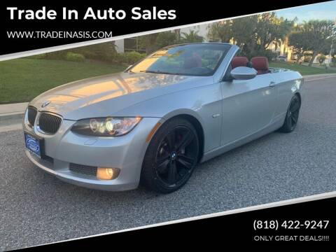 2007 BMW 3 Series for sale at Trade In Auto Sales in Van Nuys CA