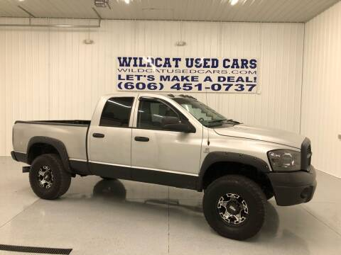2006 Dodge Ram Pickup 2500 for sale at Wildcat Used Cars in Somerset KY