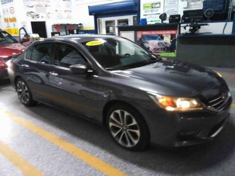 2014 Honda Accord for sale at Empire Automotive Group Inc. in Orlando FL