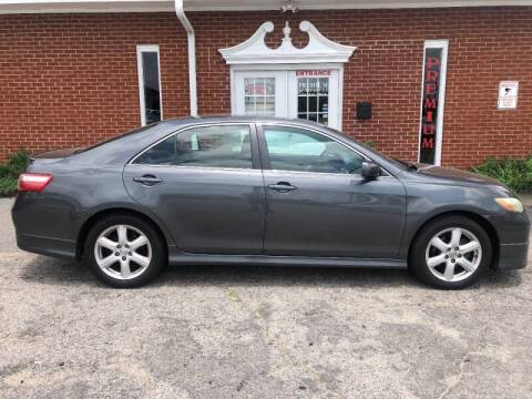 2007 Toyota Camry for sale at Premium Auto Sales in Fuquay Varina NC