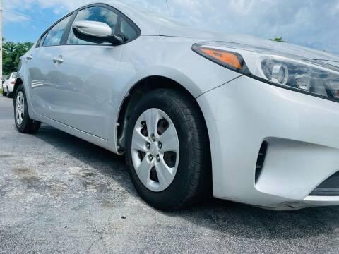 2017 Kia Forte for sale at Guidance Auto Sales LLC in Columbia TN