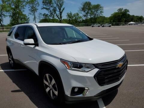 2020 Chevrolet Traverse for sale at CON ALVARO ¡TODOS CALIFICAN!™ in Columbia TN
