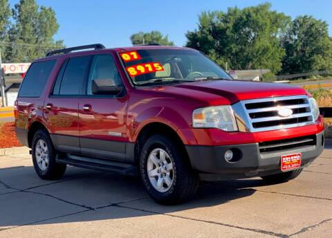 2007 Ford Expedition for sale at SOLOMA AUTO SALES in Grand Island NE