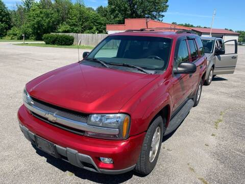 2003 Chevrolet TrailBlazer for sale at Best Buy Auto Sales in Murphysboro IL
