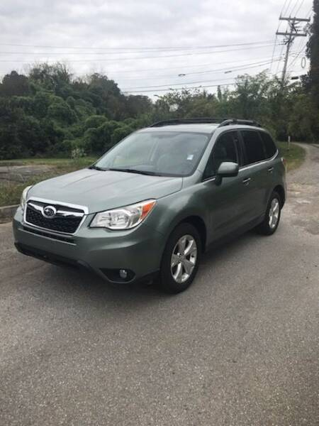 2014 Subaru Forester for sale at Dependable Motors in Lenoir City TN