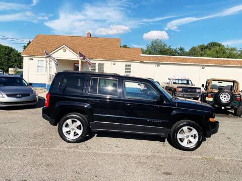 2013 Jeep Patriot for sale at New Wave Auto of Vineland in Vineland NJ
