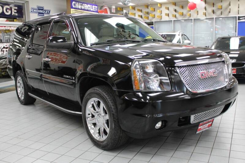 2008 GMC Yukon XL for sale at Windy City Motors in Chicago IL