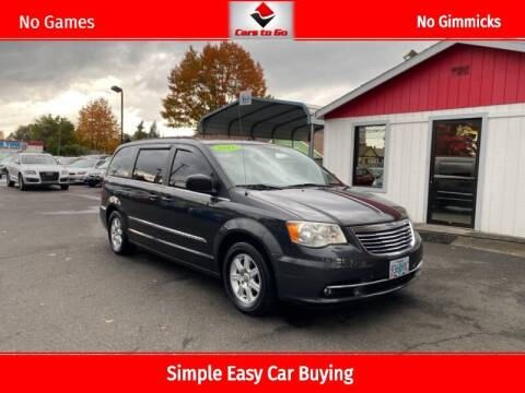 2011 Chrysler Town and Country for sale at Cars To Go in Portland OR