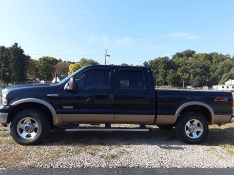 2006 Ford F-250 Super Duty for sale at Bates Auto & Truck Center in Zanesville OH