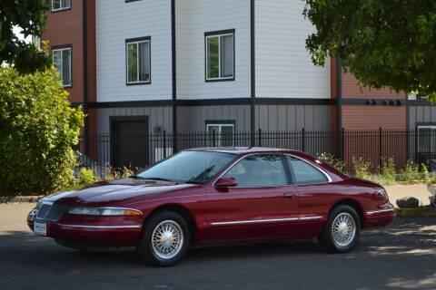1995 Lincoln Mark VIII for sale at Skyline Motors Auto Sales in Tacoma WA