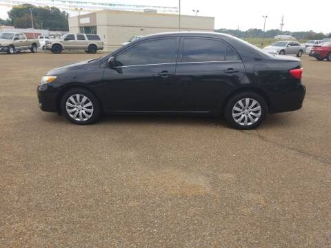 2013 Toyota Corolla for sale at Frontline Auto Sales in Martin TN
