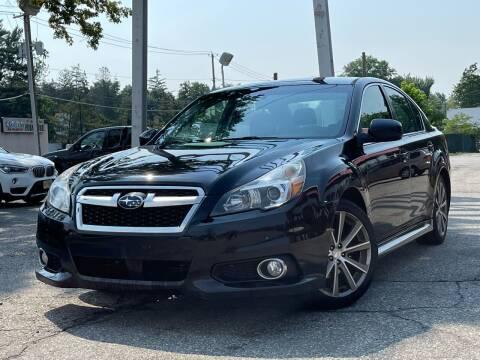 2014 Subaru Legacy for sale at MAGIC AUTO SALES in Little Ferry NJ