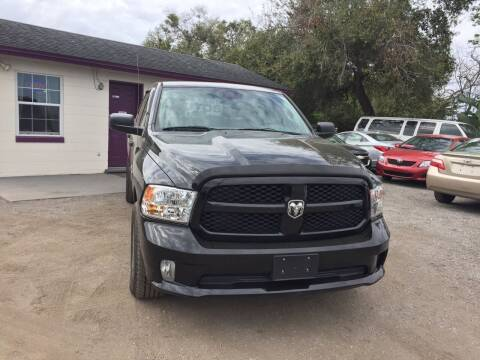 2015 RAM Ram Pickup 1500 for sale at Excellent Autos of Orlando in Orlando FL
