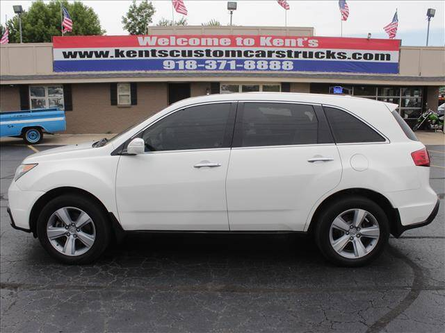2012 Acura MDX for sale at Kents Custom Cars and Trucks in Collinsville OK