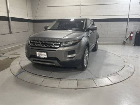 2012 Land Rover Range Rover Evoque for sale at Luxury Car Outlet in West Chicago IL