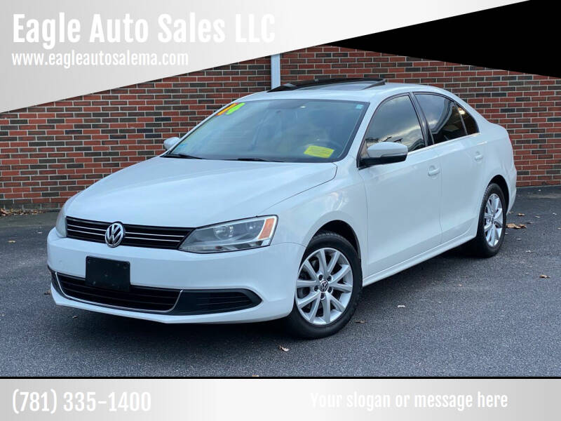 2014 Volkswagen Jetta for sale at Eagle Auto Sales LLC in Holbrook MA