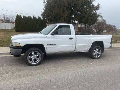 2001 Dodge Ram Pickup 1500 for sale at Retro Classic Auto Sales - Modern Cars in Spangle WA