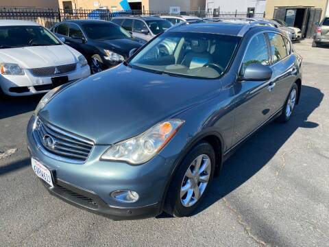 2008 Infiniti EX35 for sale at 101 Auto Sales in Sacramento CA