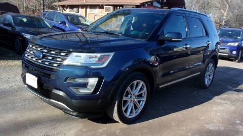 2016 Ford Explorer for sale at Select Cars Of Thornburg in Fredericksburg VA