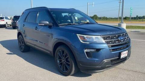 2018 Ford Explorer for sale at Napleton Autowerks in Springfield MO