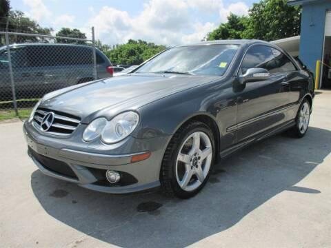 2007 Mercedes-Benz CLK for sale at New Gen Motors in Lakeland FL