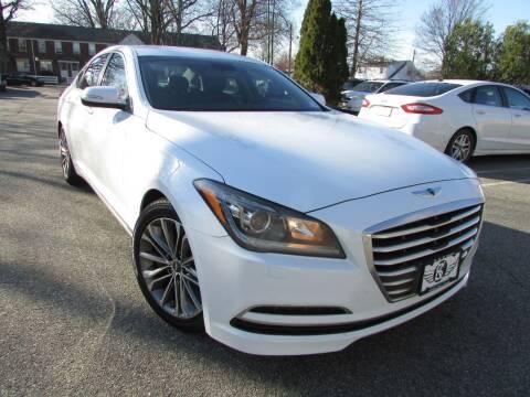 2015 Hyundai Genesis for sale at K & S Motors Corp in Linden NJ