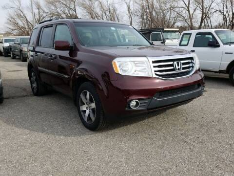 2012 Honda Pilot for sale at Buy Here Pay Here Lawton.com in Lawton OK