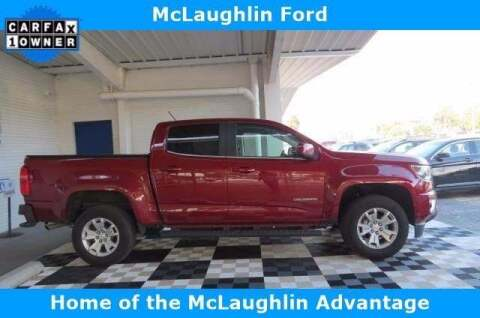 2019 Chevrolet Colorado for sale at McLaughlin Ford in Sumter SC