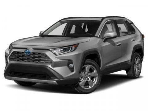 2021 Toyota RAV4 Hybrid for sale in Moline, IL